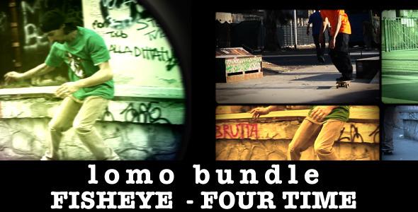 VideoHive Lomo Bundle 2477918
