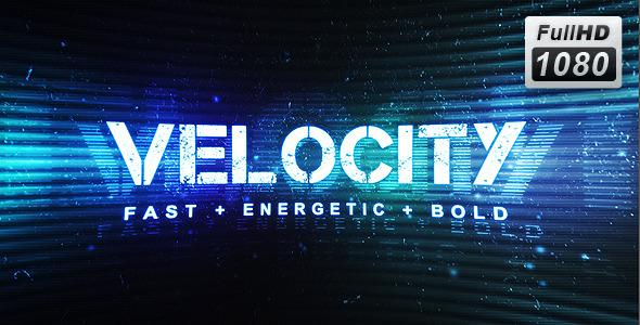 VideoHive Impact Velocity 2480703