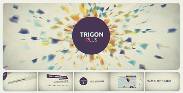 VideoHive Trigon Plus 2449091