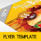 Fast Food Flyer Template - GraphicRiver Item for Sale