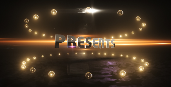 After Effects Project - VideoHive Shiny Impact 90887