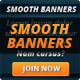 Smooth Banners  - GraphicRiver Item for Sale