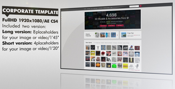 VideoHive We specialize in.. 2486954