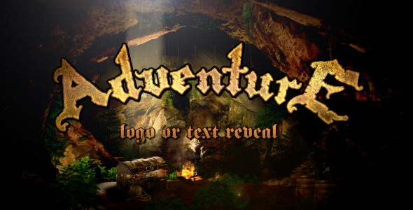 After Effects Project - VideoHive Adventure Logo Reveal 2489533