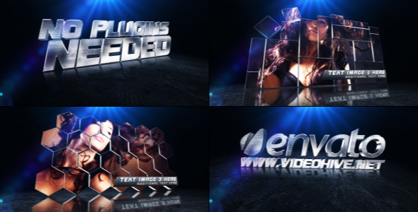 After Effects Project - VideoHive Action Show Openers 2492016