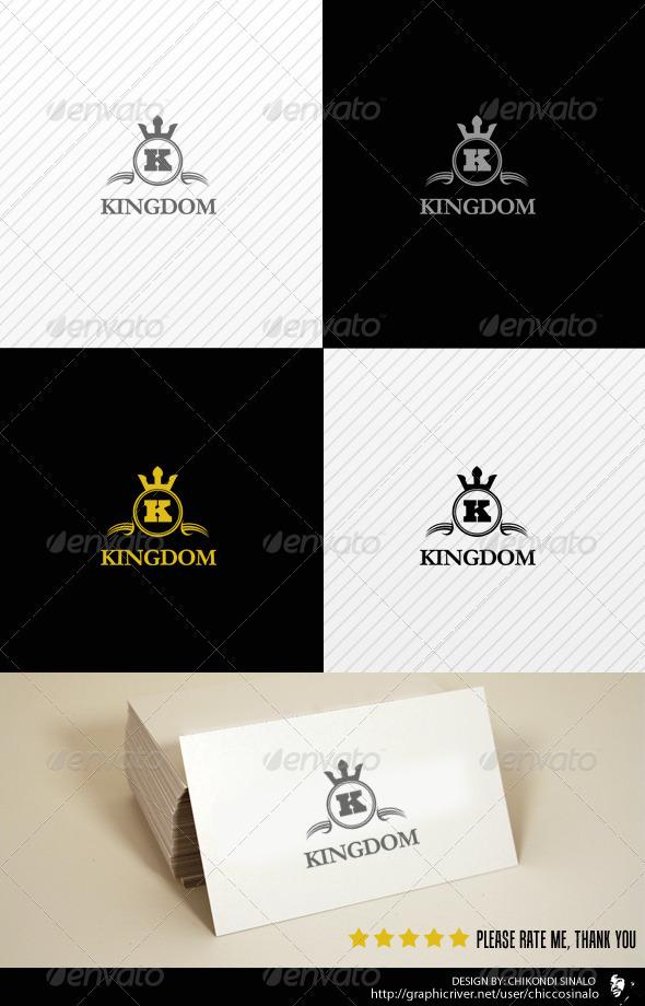 GraphicRiver Kingdom Logo Template 2493179