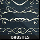 Decorative Brushes - GraphicRiver Item for Sale