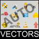 Auto Various Icons - GraphicRiver Item for Sale