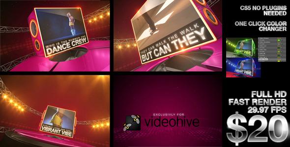 VideoHive Dance Madness 2486893