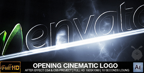 After Effects Project - VideoHive Opening Cinematic Logo CS4 280663
