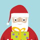 Santa Claus And Me - GraphicRiver Item for Sale