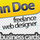 """Design in Progress"" Business Cards! - GraphicRiver Item for Sale"