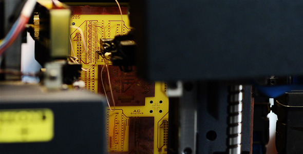 VideoHive Testing Of Electronic Boards 2509282