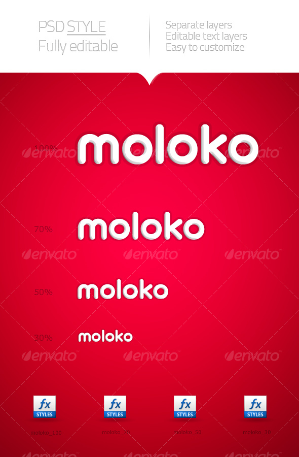 GraphicRiver Milky PS style Moloko by Hertzz Seextwood 91697