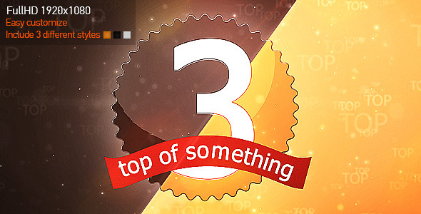 VideoHive Top Something 2492020