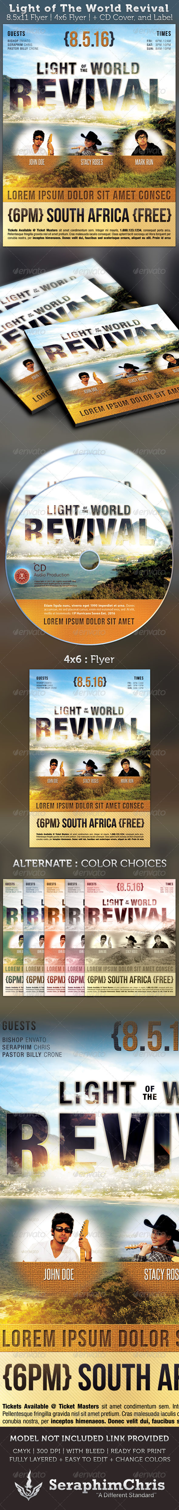 free church revival flyer template - examples of church revival flyers