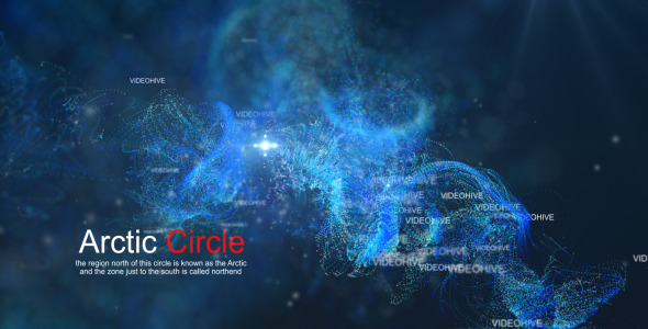 After Effects Project - VideoHive Arctic Circle 2512914