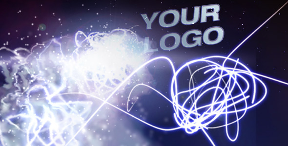 After Effects Project - VideoHive 3D Scribble Logo 45373