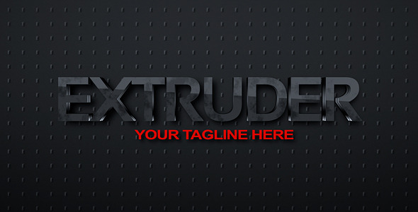 After Effects Project - VideoHive Extruder 2517428