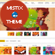 Mistix - Minimal Creative Drupal Theme - ThemeForest Item for Sale