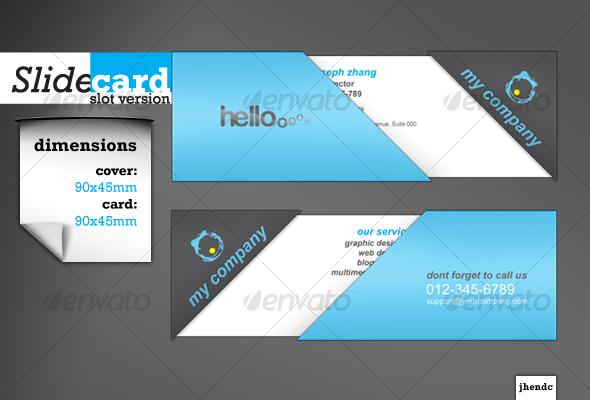 GraphicRiver SlideCard-SlotVersion 91987
