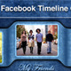 Facebook Timeline Cover - My Friends - GraphicRiver Item for Sale