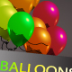 set of metallic balloons,... - GraphicRiver Item for Sale