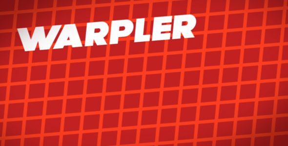 After Effects Project - VideoHive Warpler 92086