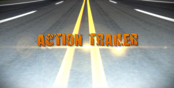 After Effects Project - VideoHive Action Intro Trailer 2526487