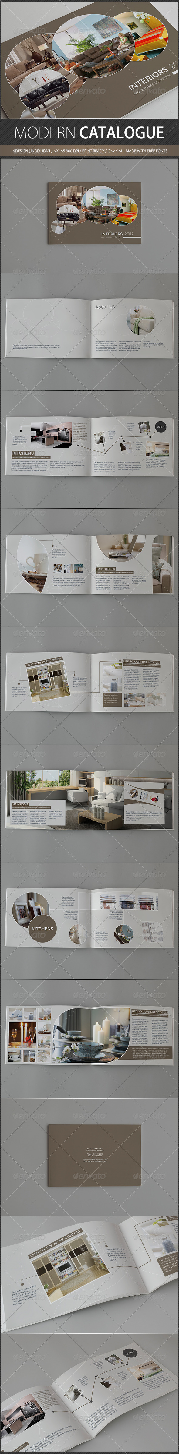 GraphicRiver Modern Catalogue 1483387