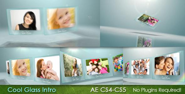 VideoHive Cool Glass Intro 2533176