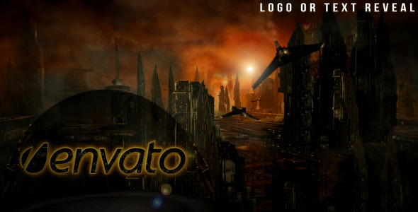 After Effects Project - VideoHive sci-fi logo reveal 2533224