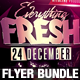 Fresh Flyer Bundle - GraphicRiver Item for Sale