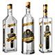 Translucent Bottles Mock Up - GraphicRiver Item for Sale