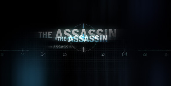 VideoHive The Assassin Cinematic Trailer 2535842