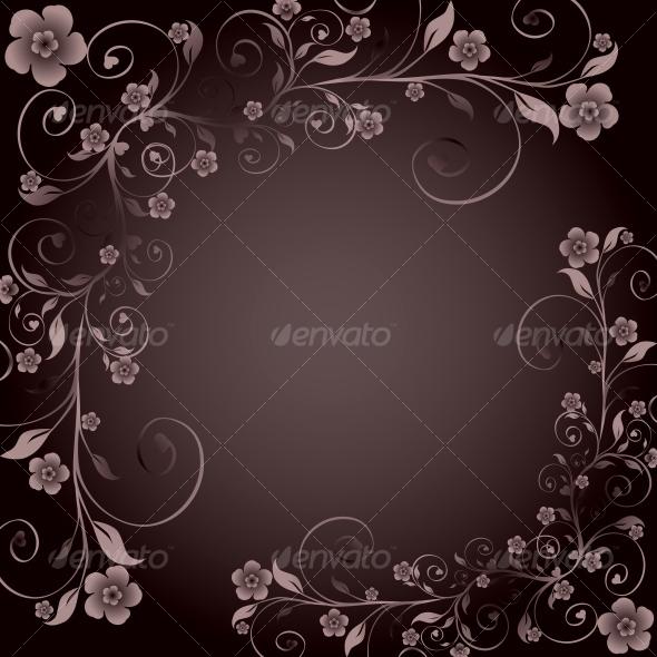 GraphicRiver floral ornament 92566