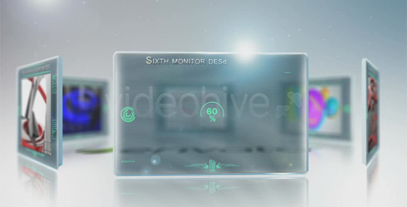 After Effects Project - VideoHive Hi-Tec 3D PictureShow 92708