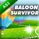 Balloon Survivor - AS3 Fully Customizable - ActiveDen Item for Sale