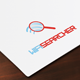 WIFI SEARCHER LOGO - GraphicRiver Item for Sale