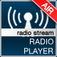 Radio Player - ActiveDen Item for Sale