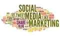 Social media marketing in tag cloud - PhotoDune Item for Sale