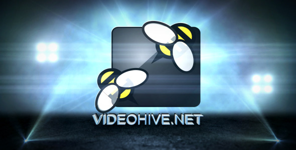 VideoHive Towards Your Logo 2547717