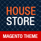 House Store Magento Theme - ThemeForest Item for Sale