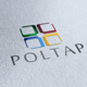Poltap Logo - GraphicRiver Item for Sale