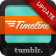 Timeline - Premium Tumblr Theme - ThemeForest Item for Sale
