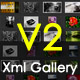 Dynamic xml image gallery V2 - ActiveDen Item for Sale
