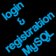 Login an Registration  - ActiveDen Item for Sale