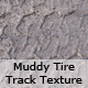 Muddy Tire Tracks Texture - GraphicRiver Item for Sale