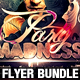 Madness Flyer Bundle - GraphicRiver Item for Sale