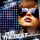 Feel The Beat Flyer Template - GraphicRiver Item for Sale